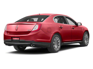 Ruby Red Tinted Metallic 2013 Lincoln MKS Pictures MKS Sedan 4D EcoBoost AWD photos rear view