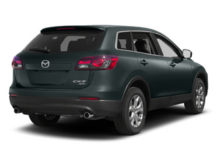 Dolphin Gray Mica 2013 Mazda CX-9 Pictures CX-9 Utility 4D Sport 2WD V6 photos rear view