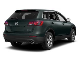 Meteor Gray Mica 2013 Mazda CX-9 Pictures CX-9 Utility 4D Sport AWD V6 photos rear view