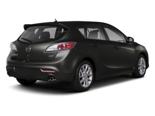 Graphite Mica 2013 Mazda Mazda3 Pictures Mazda3 Wagon 5D s GT I4 photos rear view