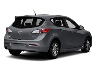 Graphite Mica 2013 Mazda Mazda3 Pictures Mazda3 Wagon 5D i Touring I4 photos rear view