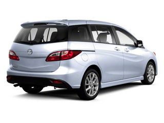 Clear Water Blue Metallic 2013 Mazda Mazda5 Pictures Mazda5 Wagon 5D GT I4 photos rear view
