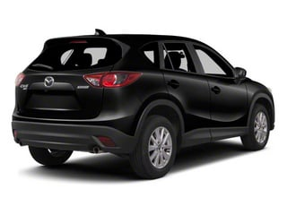 Black Mica 2013 Mazda CX-5 Pictures CX-5 Utility 4D Touring AWD photos rear view