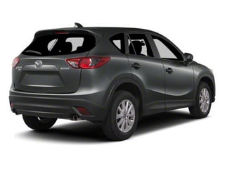 Metropolitan Gray Mica 2013 Mazda CX-5 Pictures CX-5 Utility 4D Touring AWD photos rear view