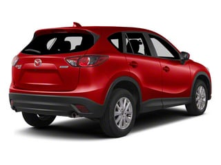 Zeal Red Mica 2013 Mazda CX-5 Pictures CX-5 Utility 4D GT 2WD photos rear view