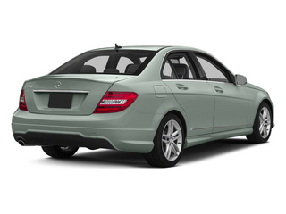 Sapphire Grey Metallic 2013 Mercedes-Benz C-Class Pictures C-Class Sedan 4D C250 photos rear view