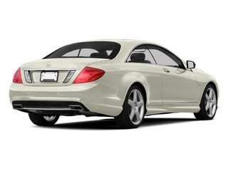 designo Magno Cashmere White Matte 2013 Mercedes-Benz CL-Class Pictures CL-Class Coupe 2D CL63 AMG photos rear view