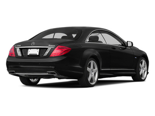 Magnetite Black Metallic 2013 Mercedes-Benz CL-Class Pictures CL-Class Coupe 2D CL600 photos rear view