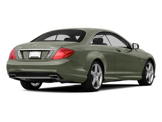 Andorite Grey 2013 Mercedes-Benz CL-Class Pictures CL-Class Coupe 2D CL600 photos rear view