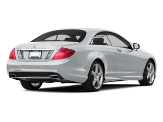 Diamond Silver 2013 Mercedes-Benz CL-Class Pictures CL-Class Coupe 2D CL63 AMG photos rear view