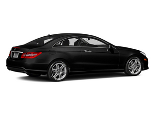 Obsidian Black Metallic 2013 Mercedes-Benz E-Class Pictures E-Class Coupe 2D E550 photos rear view