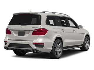 Arctic White 2013 Mercedes-Benz GL-Class Pictures GL-Class Utility 4D GL63 AMG 4WD photos rear view