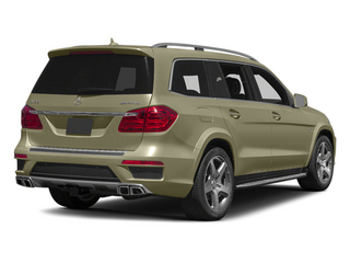 Pearl Beige Metallic 2013 Mercedes-Benz GL-Class Pictures GL-Class Utility 4D GL63 AMG 4WD photos rear view