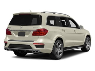 Diamond White Metallic 2013 Mercedes-Benz GL-Class Pictures GL-Class Utility 4D GL63 AMG 4WD photos rear view