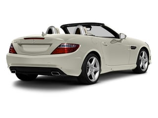 Diamond White Metallic 2013 Mercedes-Benz SLK-Class Pictures SLK-Class Roadster 2D SLK350 photos rear view
