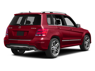 Mars Red 2013 Mercedes-Benz GLK-Class Pictures GLK-Class Utility 4D GLK250 BlueTEC AWD photos rear view