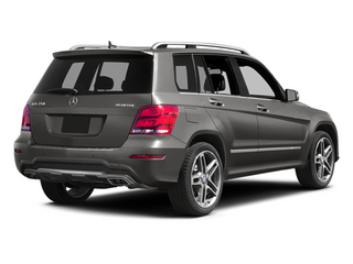 Pebble Grey Metallic 2013 Mercedes-Benz GLK-Class Pictures GLK-Class Utility 4D GLK250 BlueTEC AWD photos rear view