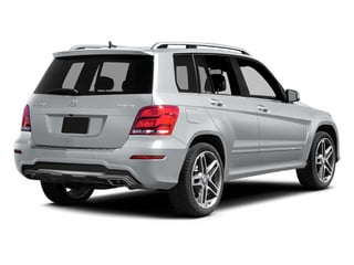 Diamond Silver Metallic 2013 Mercedes-Benz GLK-Class Pictures GLK-Class Utility 4D GLK250 BlueTEC AWD photos rear view