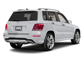 Polar White 2013 Mercedes-Benz GLK-Class Pictures GLK-Class Utility 4D GLK350 2WD photos rear view