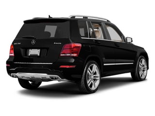 Obsidian Black Metallic 2013 Mercedes-Benz GLK-Class Pictures GLK-Class Utility 4D GLK350 2WD photos rear view