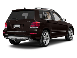 Cuprite Brown Metallic 2013 Mercedes-Benz GLK-Class Pictures GLK-Class Utility 4D GLK350 AWD photos rear view