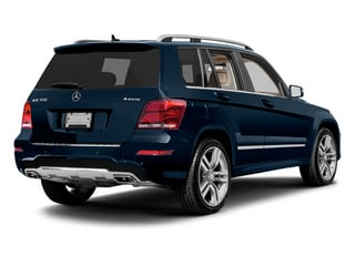 Lunar Blue Metallic 2013 Mercedes-Benz GLK-Class Pictures GLK-Class Utility 4D GLK350 2WD photos rear view