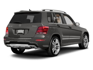 Pebble Grey Metallic 2013 Mercedes-Benz GLK-Class Pictures GLK-Class Utility 4D GLK350 AWD photos rear view