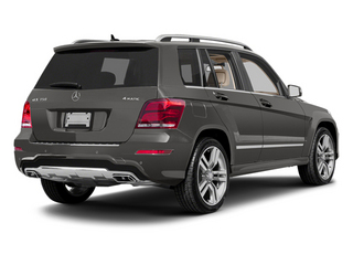 Pebble Grey Metallic 2013 Mercedes-Benz GLK-Class Pictures GLK-Class Utility 4D GLK350 2WD photos rear view