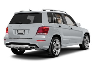 Diamond Silver Metallic 2013 Mercedes-Benz GLK-Class Pictures GLK-Class Utility 4D GLK350 2WD photos rear view