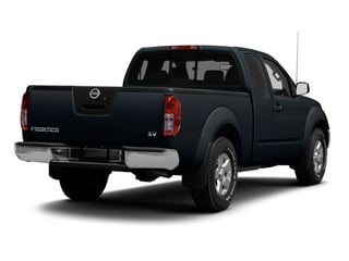 Night Armor 2013 Nissan Frontier Pictures Frontier King Cab SV 2WD photos rear view