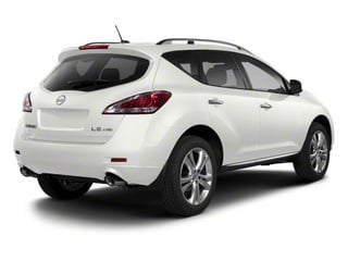 Glacier Pearl 2013 Nissan Murano Pictures Murano Utility 4D SL 2WD V6 photos rear view