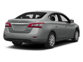 Magnetic Gray 2013 Nissan Sentra Pictures Sentra Sedan 4D S I4 photos rear view