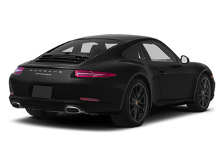 Special Order 2013 Porsche 911 Pictures 911 Coupe 2D H6 photos rear view