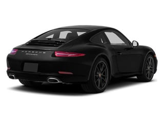 Black 2013 Porsche 911 Pictures 911 Coupe 2D H6 photos rear view
