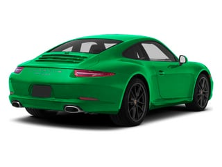 Emerald Green Metallic 2013 Porsche 911 Pictures 911 Coupe 2D H6 photos rear view