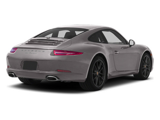 Agate Grey Metallic 2013 Porsche 911 Pictures 911 Coupe 2D H6 photos rear view