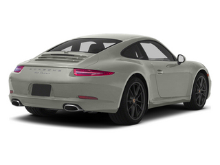 GT Silver Metallic 2013 Porsche 911 Pictures 911 Coupe 2D H6 photos rear view