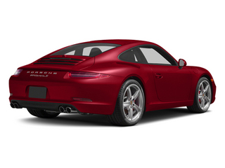 Ruby Red Metallic 2013 Porsche 911 Pictures 911 Coupe 2D Turbo S AWD H6 photos rear view