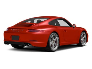 Guards Red 2013 Porsche 911 Pictures 911 Coupe 2D Turbo S AWD H6 photos rear view