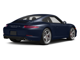 Dark Blue Metallic 2013 Porsche 911 Pictures 911 Coupe 2D Turbo S AWD H6 photos rear view