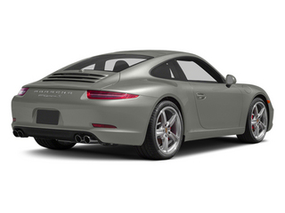GT Silver Metallic 2013 Porsche 911 Pictures 911 Coupe 2D Turbo S AWD H6 photos rear view