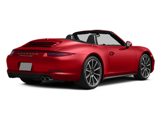 Guards Red 2013 Porsche 911 Pictures 911 Cabriolet 2D 4S AWD H6 photos rear view
