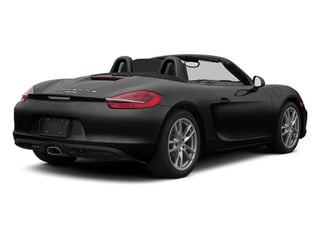 Special Order 2013 Porsche Boxster Pictures Boxster Roadster 2D photos rear view