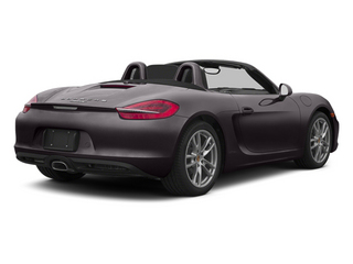 Anthracite Brown Metallic 2013 Porsche Boxster Pictures Boxster Roadster 2D photos rear view