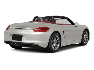 Carrera White 2013 Porsche Boxster Pictures Boxster Roadster 2D S photos rear view