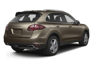Umber Metallic 2013 Porsche Cayenne Pictures Cayenne Utility 4D AWD (V6) photos rear view
