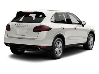White 2013 Porsche Cayenne Pictures Cayenne Utility 4D S Hybrid AWD (V6) photos rear view