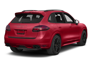 Carmine Red 2013 Porsche Cayenne Pictures Cayenne Utility 4D GTS AWD photos rear view