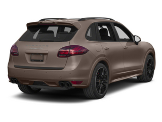 Umber Metallic 2013 Porsche Cayenne Pictures Cayenne Utility 4D GTS AWD photos rear view