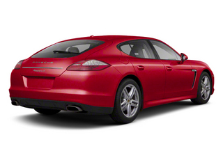 Ruby Red Metallic 2013 Porsche Panamera Pictures Panamera Hatchback 4D GTS AWD photos rear view